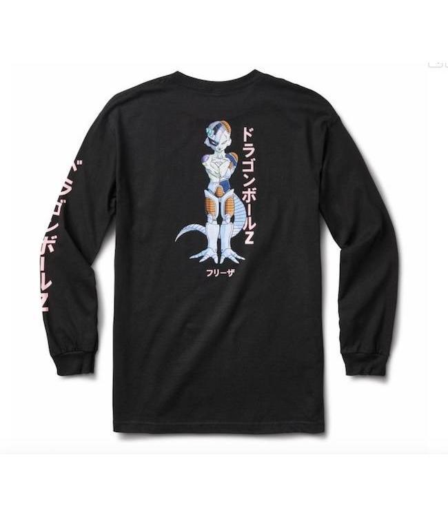 Primitive Skateboards DBZ Mecha Frieza Long Sleeve Shirt