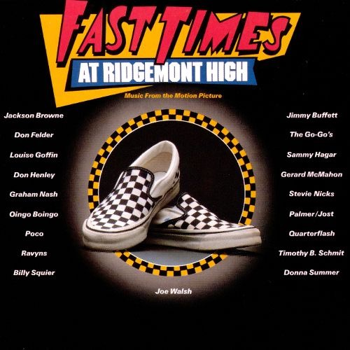Fast Times Soundtrack Cover