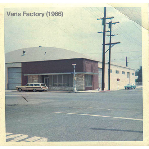 Vans First Store