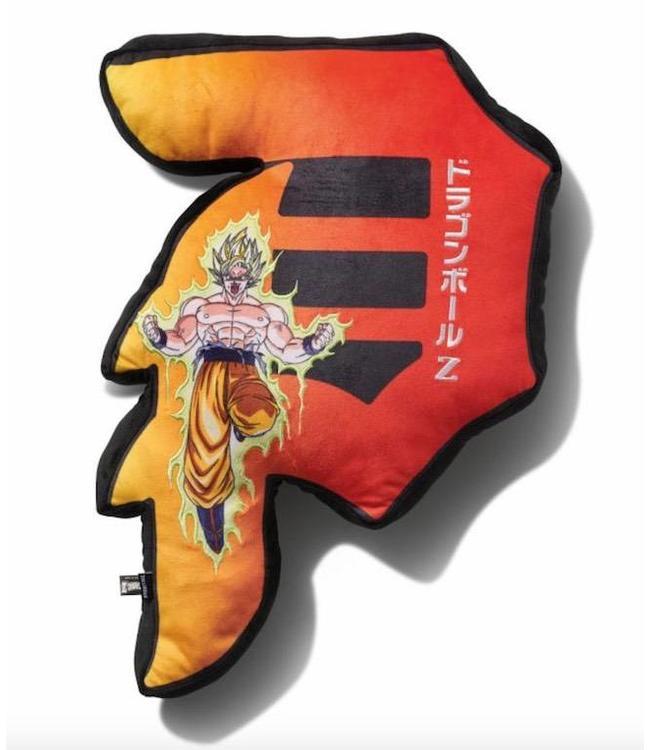 Primitive Skateboards DBZ Goku Dirty P Pillow