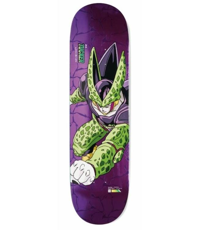 Primitive Skateboards DBZ Tucker Perfect Cell Deck - 8.25""