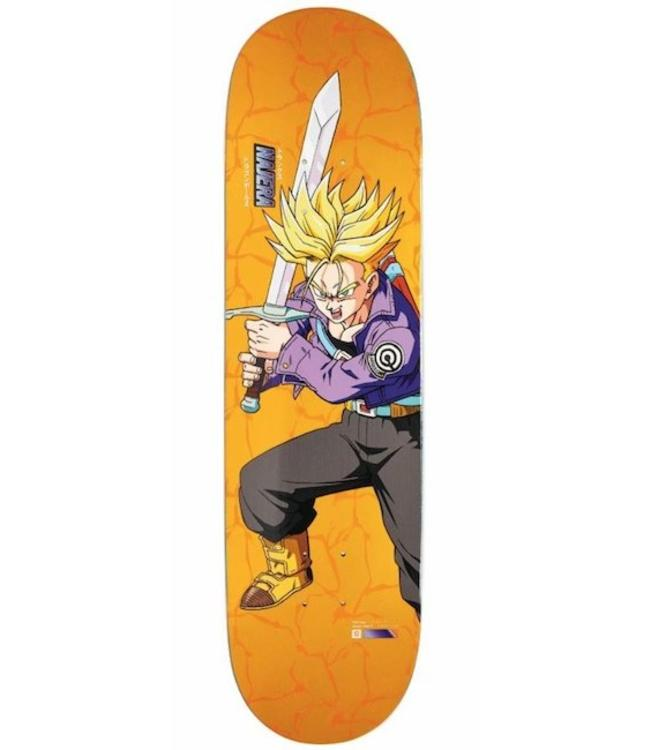 Primitive Skateboards DBZ Najera SS Trunks Deck - 8.125""
