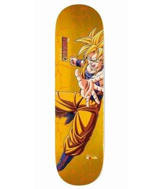 """Primitive Skateboards DBZ Rodriguez SS Goku Deck - 8.0"""""""