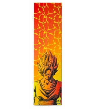 Primitive Skateboards Dragon Ball Z Goku Grip Tape