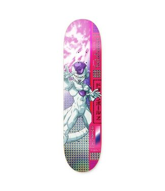 "Primitive Skateboards DBZ Bastien Salabanzi Frieza Deck - 8.1"""