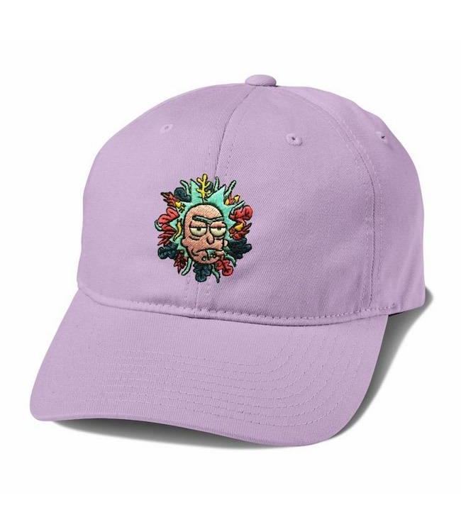 Primitive Skateboards Rick and Morty Rick Dad Hat