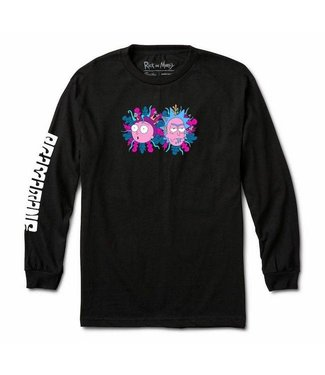 Primitive Skateboards Rick and Morty Dirty P Long Sleeve Shirt