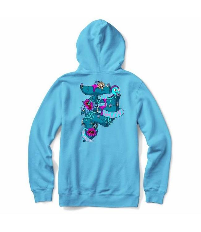 Primitive Skateboards Rick and Morty Dirty P Hoodie