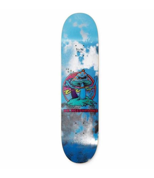 Primitive Skateboards Rick and Morty Mr. Meeshrooms Deck