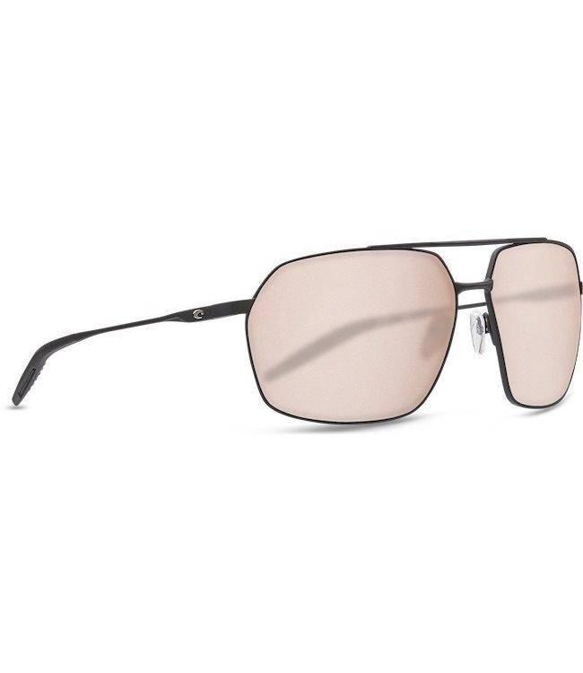2e4ecd942fe0d Costa Del Mar Cheeca Shiny Rose Tortoise Copper Silver Mirror 580P ...