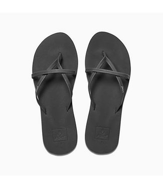 Reef Bliss Wild All Black Sandals