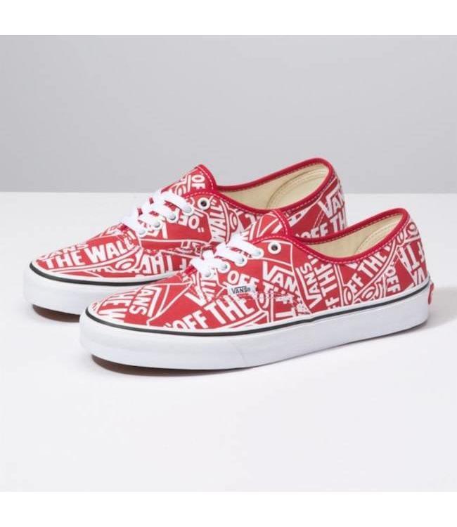 lepszy różne wzornictwo kup tanio Authentic Red OTW Repeat Shoes