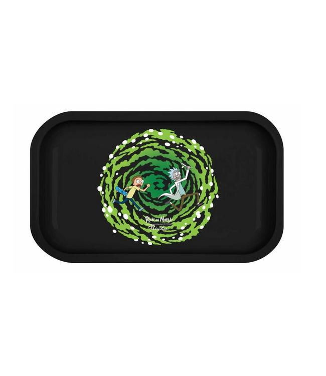 Primitive Skateboards Rick and Morty Portal Change Tray