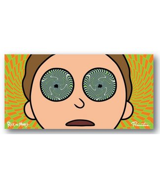 Primitive Skateboards Rick and Morty Morty Hypno Sticker