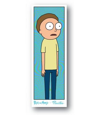 Primitive Skateboards Rick and Morty Morty Vortex Sticker