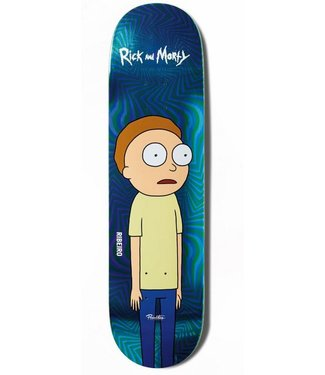 Primitive Skateboards Rick and Morty Ribeiro Morty Deck