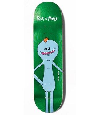 Primitive Skateboards Rick and Morty Mr.Meeseeks Deck