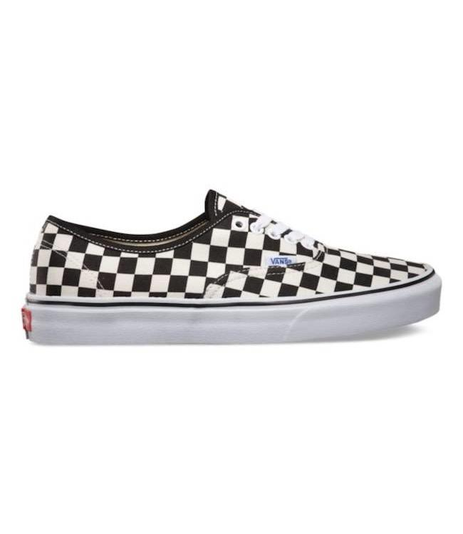 Vans Golden Coast Authentic Checkerboard Shoes