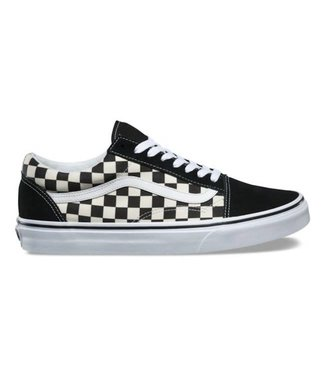 Vans Primary Check Old Skool Shoes