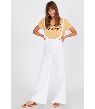 Amuse Society Betina Off White Jumper