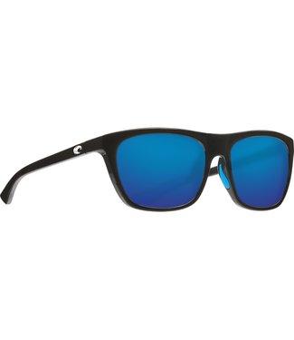 Costa Del Mar Cheeca Shiny Black 580G Sunglasses