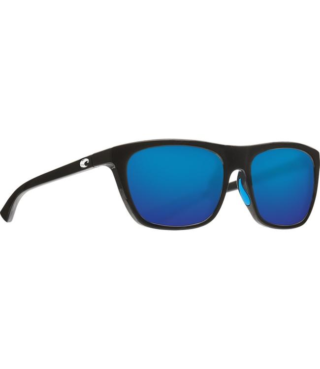 Costa Del Mar Cheeca Shiny Black 580G Sunglasses