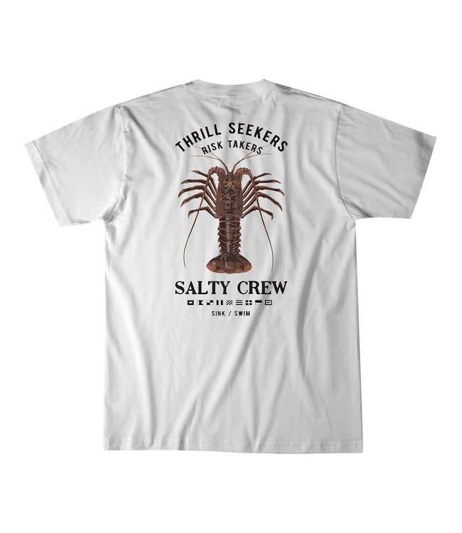 Salty Crew Bugging Out Short Sleeve Tee
