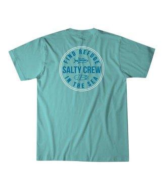 Salty Crew Twin Fin Short Sleeve Tee