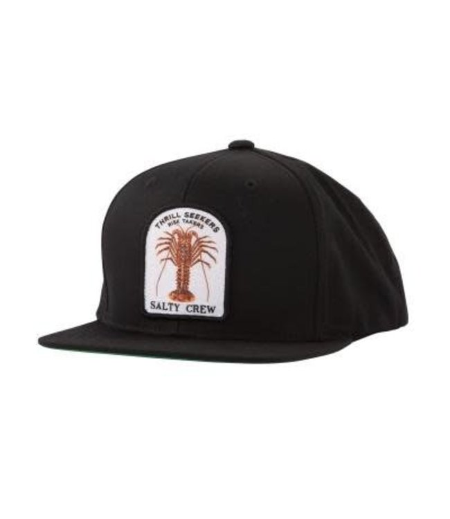 Salty Crew Buggin Out 6 Panel Snapback Hat