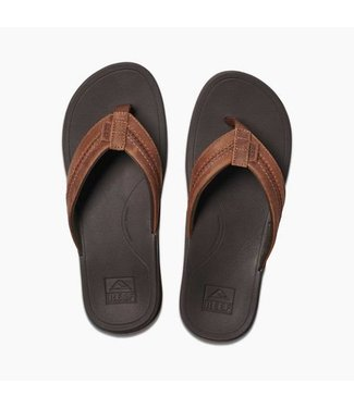 Reef Leather Ortho Bounce Coast Sandals