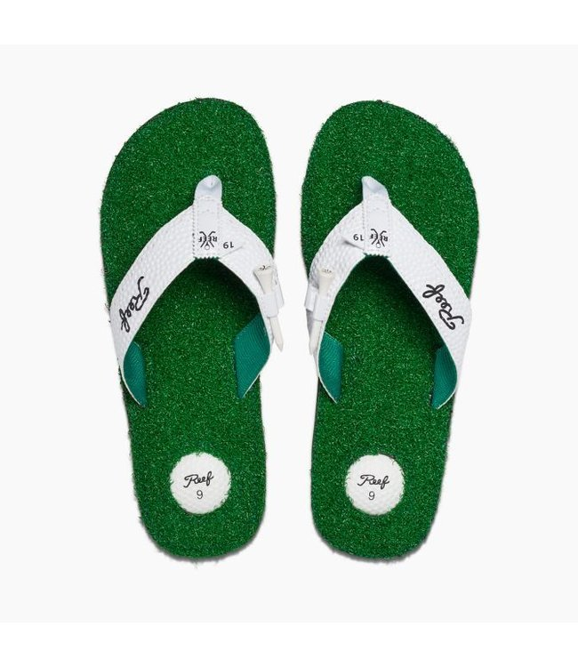 859c1356ad4 Reef Mulligan II Green Sandals - Drift House Surf Shop