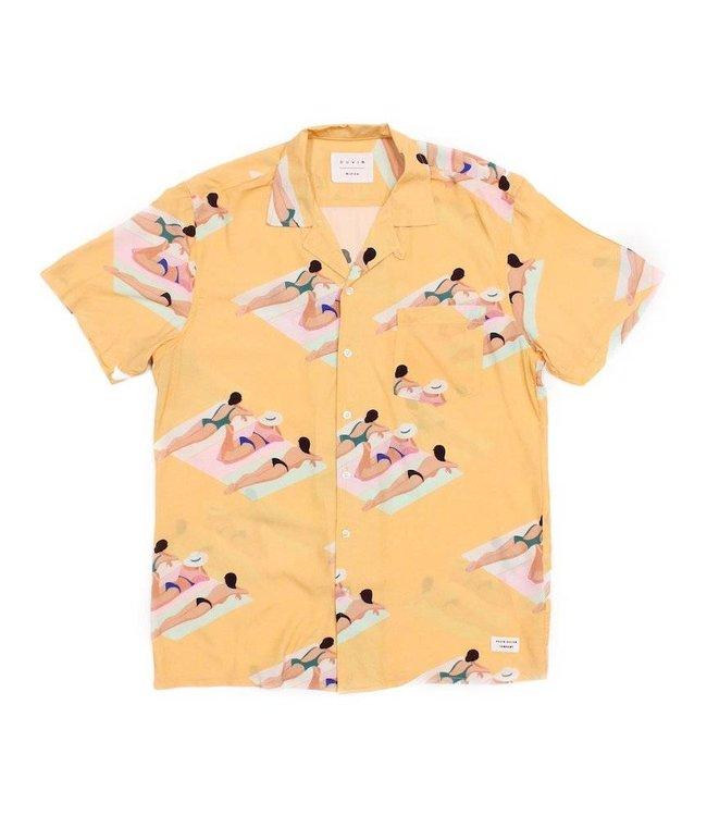 Duvin Design Co. Beach Day Button Down Shirt