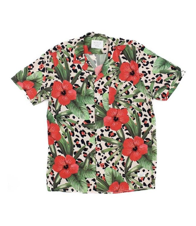 Duvin Design Co. Leo Floral Button Down Shirt