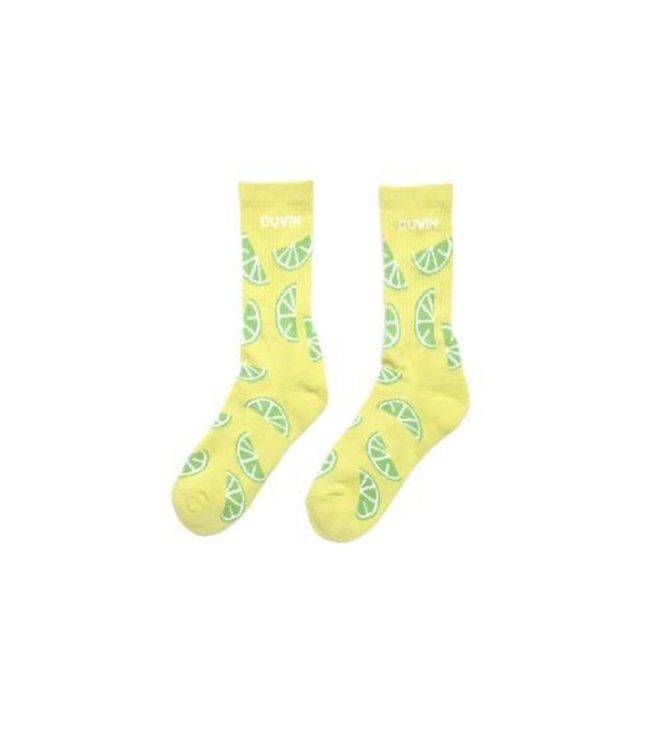 Duvin Design Co. Pickup Limes Socks