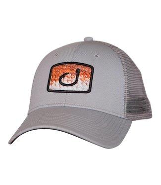 Avid Redfish Fishfill Trucker Hat
