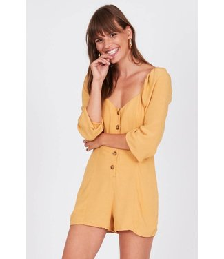 Amuse Society Liliana Romper