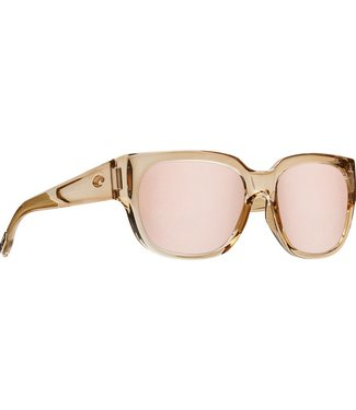 Costa Del Mar Waterwoman Shiny Crystal 580P Sunglasses