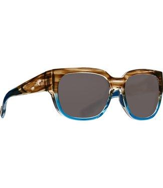 Costa Del Mar Waterwoman Shiny Wahoo 580G Sunglasses