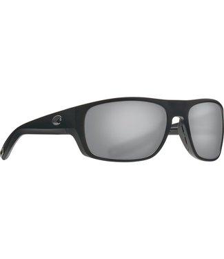 Costa Del Mar Tico Matte Black 580P Sunglasses