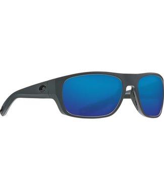 Costa Del Mar Tico Matte Black 580G Sunglasses