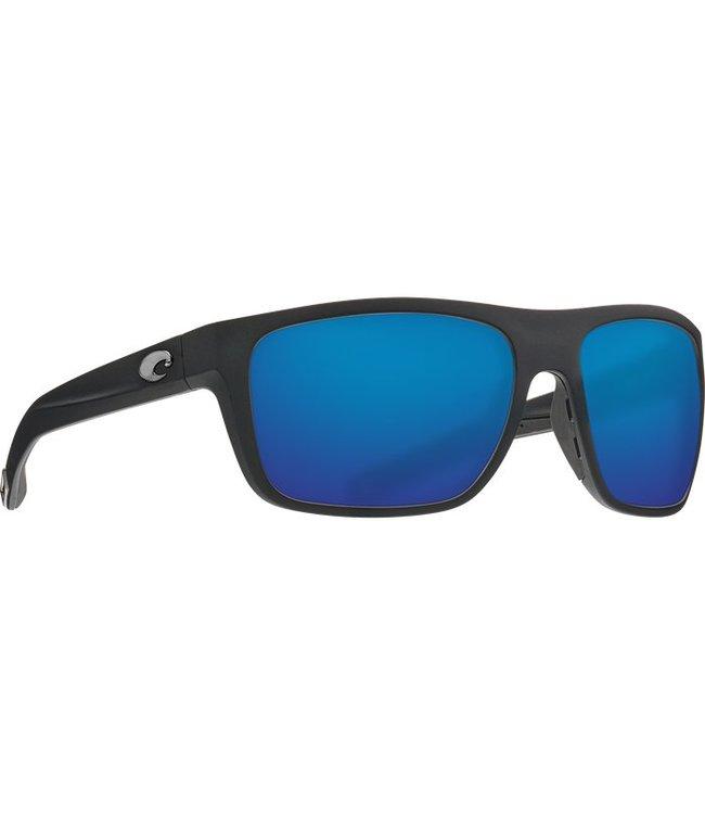 Costa Del Mar Broadbill Matte Black 580G Sunglasses