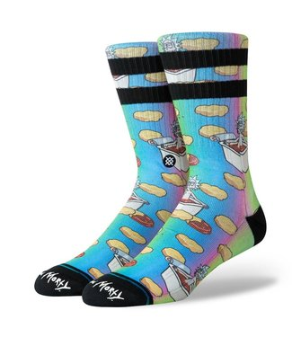 Stance Dipping Sauce Crew Socks