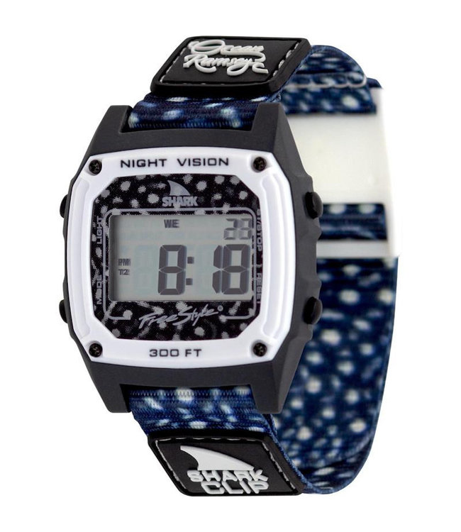 FREESTYLE Ocean Ramsey Shark Classic Clip Watch