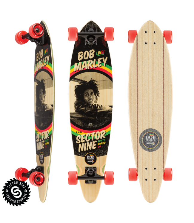 Sector 9 Kingston 34.5 Longboard