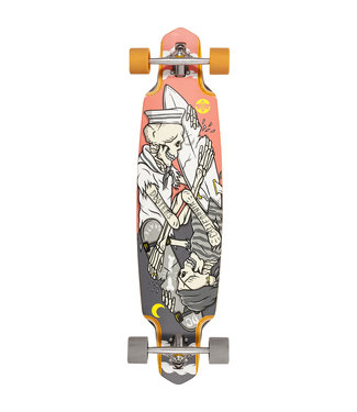 "Dusters California Kentaro 38"" Longboard"