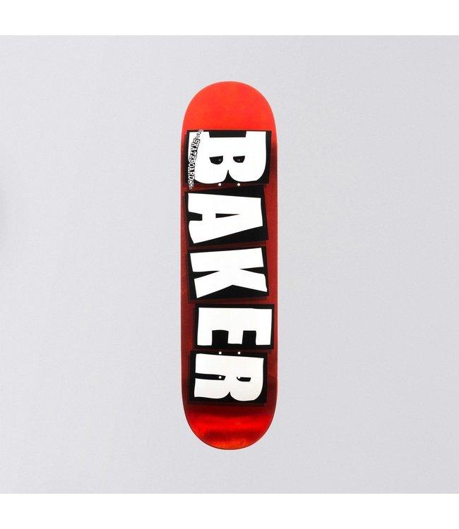 Baker Brand Logo Foil Deck
