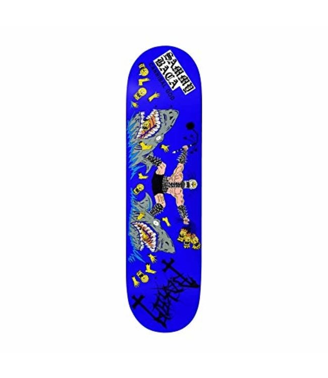Baker Baca Cannibal Deck
