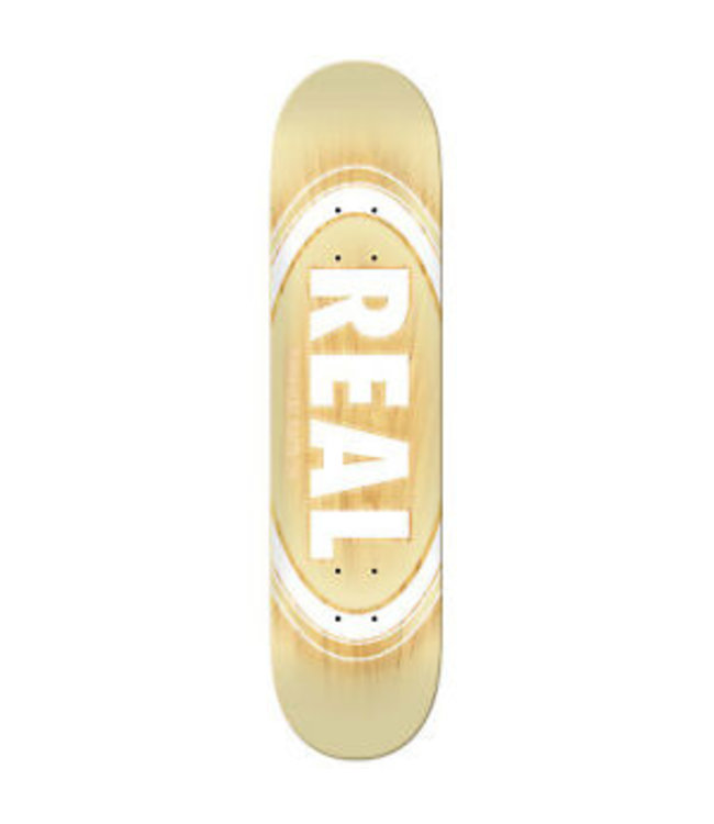 REAL Oval Burst Fade Renewal Deck