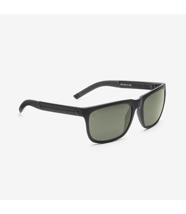 Electric JJF Knoxville Sport Matte Black Polarized Sunglasses