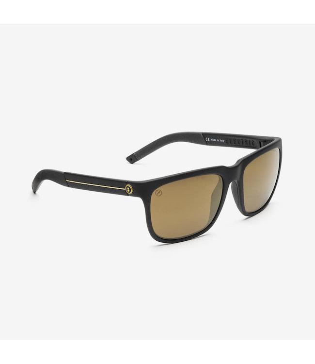 Electric JJF Knoxville Sport Matte Black Polarized Sunglasses